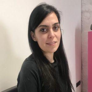 foto de rosto da Sandra Lousada