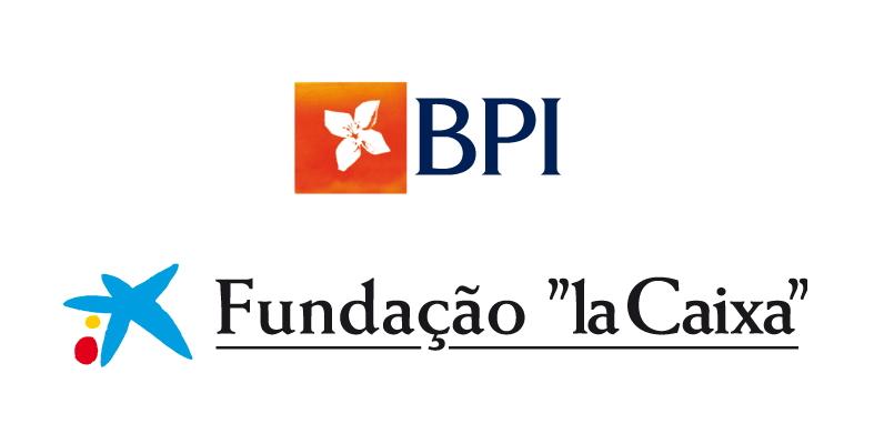 Logo da Fundação La Caixa do BPI