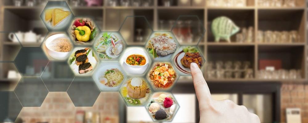 Ilustração do CTESP em Restauração e Inovação Alimentar
