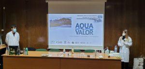 AquaValor no Clube Ciência Viva com a Academia do Termalismo