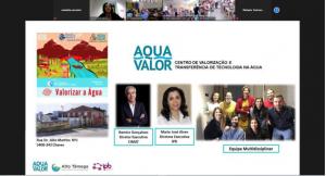 AQUAVALOR | Dia Mundial da Água Comemorado em Formato de Webinar