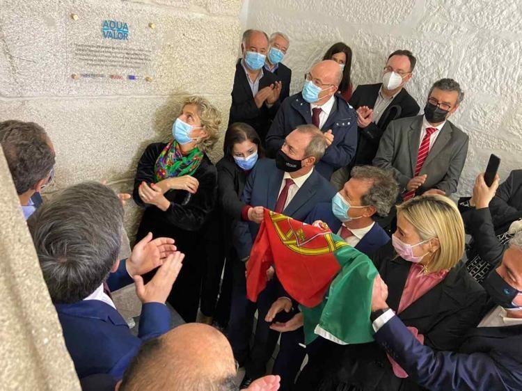 Inauguração do AquaValor